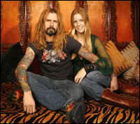 Apologise, but, rob zombie and sheri moon zombie