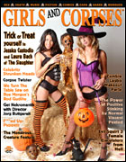 Girls and Corpses Issue #12