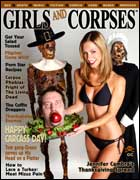 Girls and Corpses Issue #13