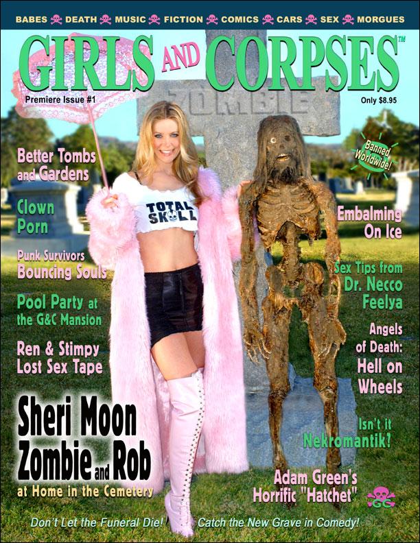 Sheri Moon Zombie Ass Rob & sheri moon zombie.