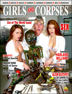 Indefinitely Hot girls and corpses xxx