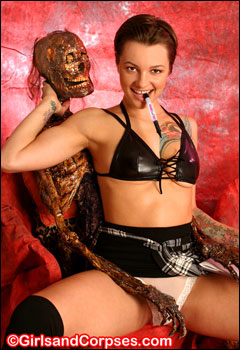 Hot girls and corpses xxx that