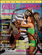 Girls and Corpses Print Issue #3