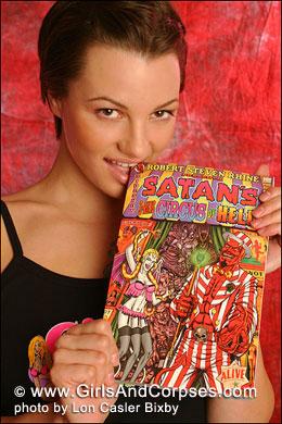 dark circus book