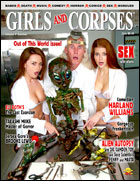 Girls and Corpses Print Issue #11