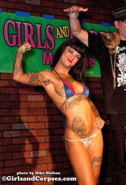 Nicole nude star