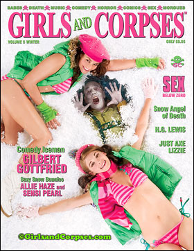 Good Hot girls and corpses xxx